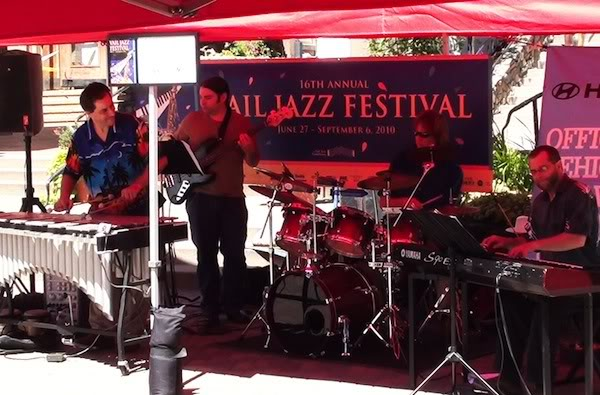 GoodVibes at Vail Jazz Fest